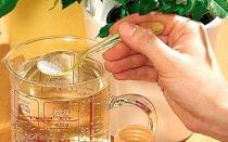Янтарная кислота: подготовка, применение, рекомендации